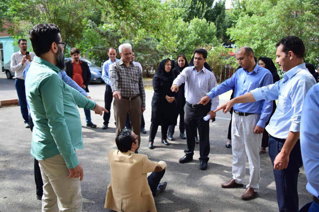 کارگاه تئاتر شورایی در تبریز