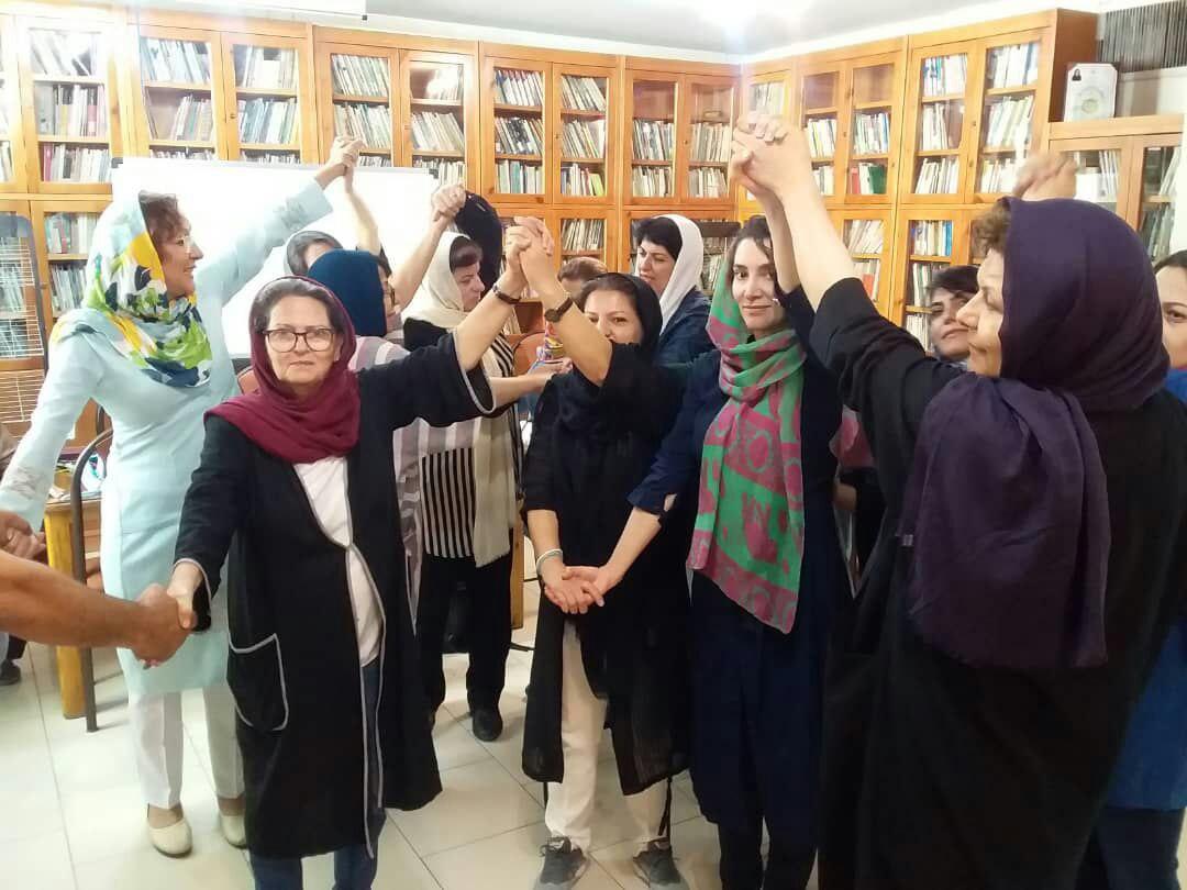 کارگاه شورایی در شورای کتاب کودک تهران