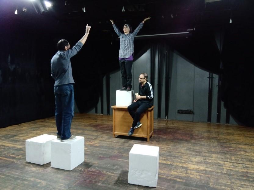 کارگاه تئاتر شورایی (ویژۀ دانشجویان تئاتر)